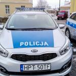 Olsztyńscy policjanci dostali nowe radiowozy