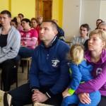 Uchodźcy z Mariupola i Donbasu kończą naukę języka polskiego