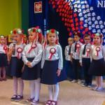 Przedszkolaki pokazały, jak świętować niepodległość