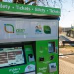 Poranne awarie olsztyńskich biletomatów