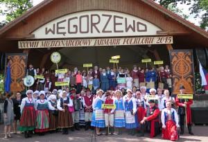 XXXVIII Miedzynarodowy Jarmark Folkloru w Węgorzewie