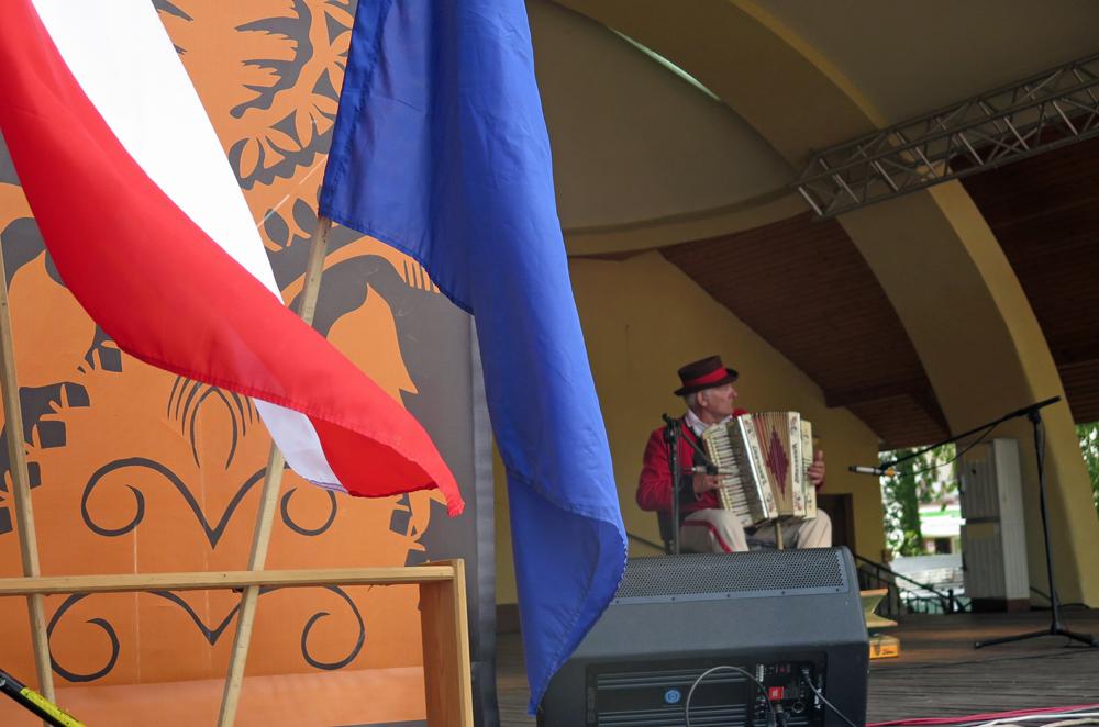 XXXVIII Międzynarodowy Jarmark Folkloru w Węgorzewie