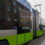Rano tramwajem, po południu autobusem. Pęknięte szyny przyczyną weekendowych zmian w komunikacji miejskiej w Olsztynie