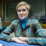 Urszula Pasławska: przeżywamy chłodny czas w relacjach z Ukrainą