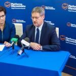 Olsztyńscy posłowie PO o zamieszaniu wokół TK