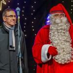 Prezydent Olsztyna w roli św. Mikołaja: do końca roku przejazdy tramwajem za darmo