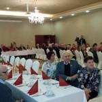 Spotkanie opłatkowe olsztyńskich Sybiraków