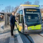 Przymiarka do nowych linii tramwajowych