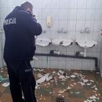 Ujęci wandale, którzy zniszczyli szkołę w Dubeninkach