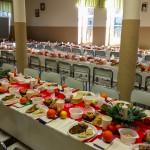 Samotni i bezdomni wspólnie świętowali Wigilię w Caritas