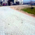 Nowe chodniki we wsiach w gminie Płośnica