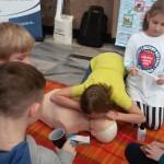 Uczniowie uczyli udzielania pierwszej pomocy