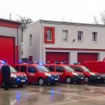 Strażacy otrzymali specjalistyczny sprzęt