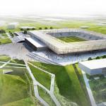 Wiemy, jak będzie wyglądać nowy stadion Stomilu