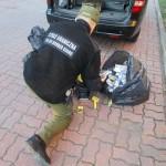 Straż Graniczna skonfiskowała nielegalne papierosy
