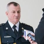 Szef warmińsko-mazurskich strażaków odchodzi na emeryturę