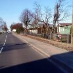 Dodatkowy chodnik przy przebudowie drogi nr 544