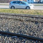 Narada w ratuszu w sprawie pękniętych szyn tramwajowych