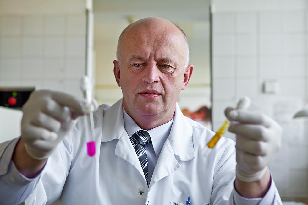 Janusz Dzisko, fot. Sławomir Ostrowski