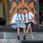 Dziecięcy festiwal folklorystyczny w Węgorzewie