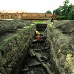 Archeolodzy nie przestaną poszukiwać krzyżackiej baszty w Elblągu