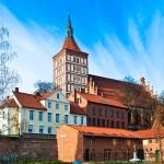 Trwa rekonstrukcja krypty pod bazyliką mniejszą w Olsztynie. Będzie tam miejsce na groby arcybiskupów warmińskich