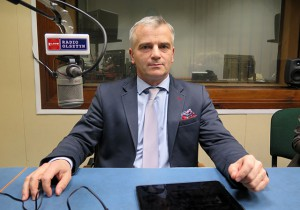 poseł Andrzej Maciejewski Kukiz'15, fot. Adam Socha