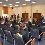 190 policjantów rozpoczęło naukę w WSPol w Szczytnie