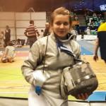 Sukces 15-letniej szablistki Oli Romańczyk