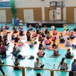 Zumba, joga i fitness królowały w Ełku