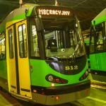 Elbląg kupił używane tramwaje