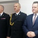 Powołanie nowego Komendanta WM Państwowej Straży Pożarnej