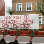 Mieszkańcy Korsz nadal boją się o swoje zdrowie