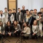 Iława Gospel Singers na Muzycznej scenie Radia Olsztyn