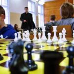 Uczniowie odkrywają tajemnice szachów
