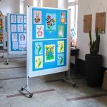 Niezwykła wystawa prac dzieci z autyzmem