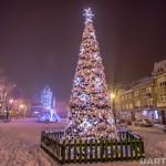 Bartoszycom opłaca się świąteczna iluminacja