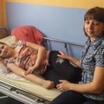 Olsztyńscy chirurdzy pomogli 14-letniej Nastii