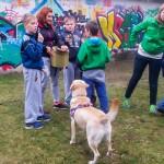 Streetworkerzy wracają do pracy z dziećmi na ulicach Ełku i Olecka