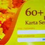 W Ełku za kilka dni rusza wydawanie kart seniora