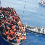 Epidemiolodzy rozmawiają o imigrantach z Afryki
