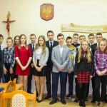 Młodzi radni gminy Płośnica gotowi do działania
