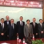 Apetyt na współpracę Olsztyna z Chinami