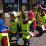 Przedszkolaki uczciły Dzień Flagi i Konstytucję 3 maja