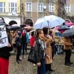 Dziewuchy przeciwko zaostrzeniu ustawy aborcyjnej