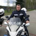 Policjanci przesiedli się na motocykle