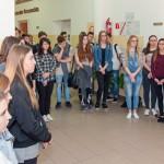 Uczniowie uczcili pamięć Marszałka Macieja Płażyńskiego