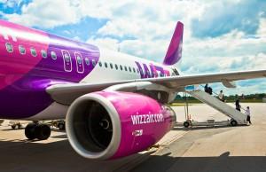 18 czerwca z Portu Lotniczego Olsztyn-Mazury wyleci pierwszy samolot Wizz Air na lotnisko Londyn Luton. Fot. Sławomir Ostrowski