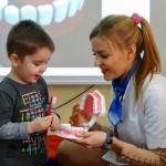 Elbląscy Rotarianie dbają o zdrowe ząbki przedszkolaków