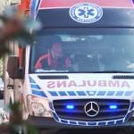 7-latek, który wypadł z okna na trzecim piętrze na jednym z osiedli w Biskupcu, walczy o życie